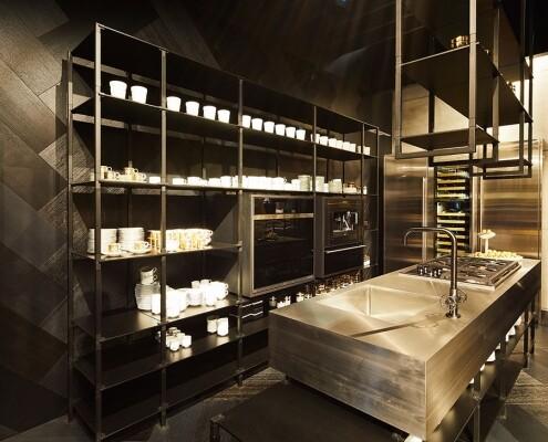Küche Industrial Look