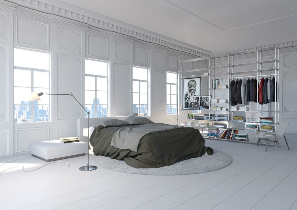 tRACK Classic Bedroom